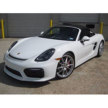 2016 Porsche Boxster for sale 100898702
